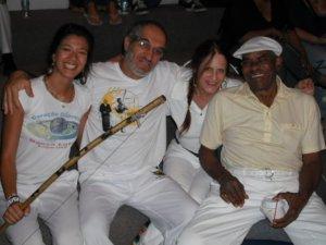 Iguana, Mestre Jelon, Garça, Mestre Joao Grande - NYC